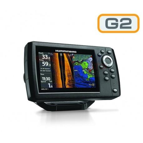 HUMMINBIRD HELIX 5 CHIRP SI GPS G2