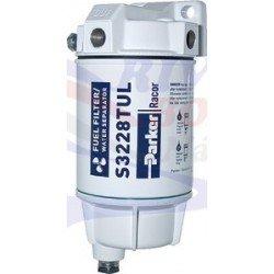 FILTRO SEPARADOR AGUA GASOLINA S SPIN-ON 60g/h (227l/h )