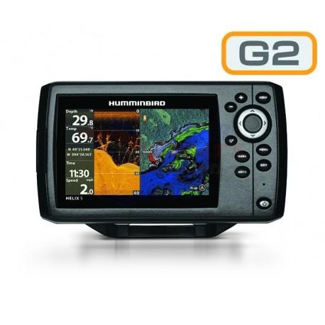 HUMMINBIRD HELIX 5 CHIRP DI GPS G2