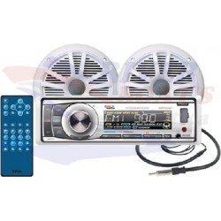 PACK REPRODUCTOR MEDIA DIGITAL BLUETOOTH AM/FM/MP3/USB/SD/CD/CDR/CDRW