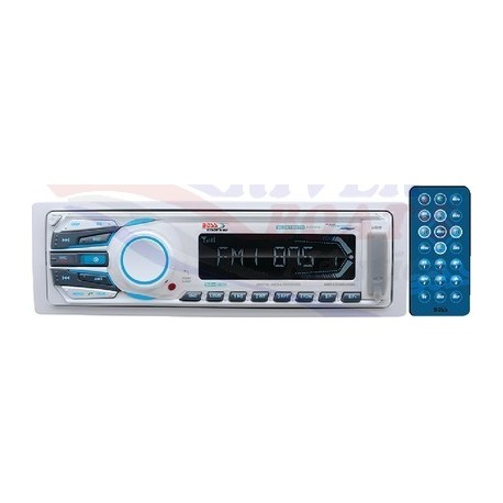 REPRODUCTOR MEDIA DIGITAL MECHLESS BLUETOOTH® AM/FM/USB/MP3/SD/AUX