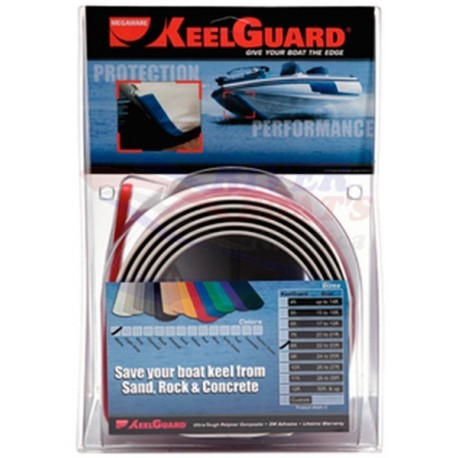 PROTECTOR BLANCO QUILLA KEELGUARD®