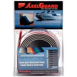 PROTECTOR NEGRO QUILLA KEELGUARD® 2,4m