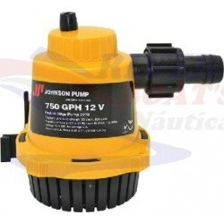BOMBA ACHIQUE PROLINE 2839l/H 19MM 12V 3A JOHNSON PUMP