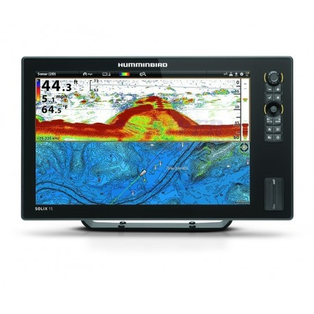 HUMMINBIRD SOLIX 15 CHIRP GPS