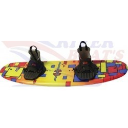 TABLA WAKEBOARD NIÑO 1,22M