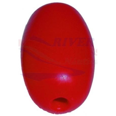 BOYA CABO ARRASTRE ROJA 127x76mm