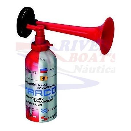 BOCINA DE GAS 200 ML