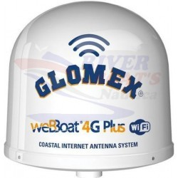 WEBBOAT PLUS - INTERNET A BORDO 4G + WI-FI