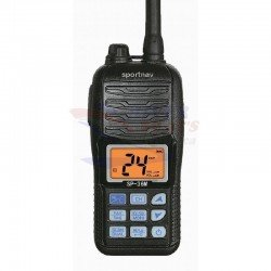 EMISORA VHF PORTATIL SPORTNAV 36M IPX7