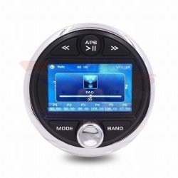 MEDIA CENTER SPOH301 WATERPROOF COLOR SPORTNAV
