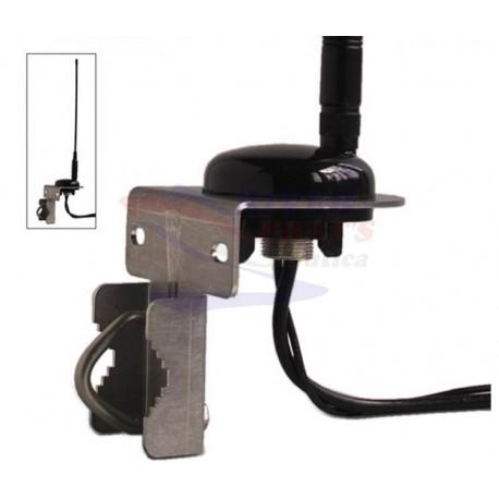 ANTENA DOBLE VHF+GPS