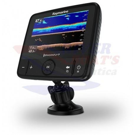 """DRAGONFLY 5PRO - GPS y CHIRP/DOWNVISION, 5"""", CPT-DVS, WiFi, SIN CARTA"""