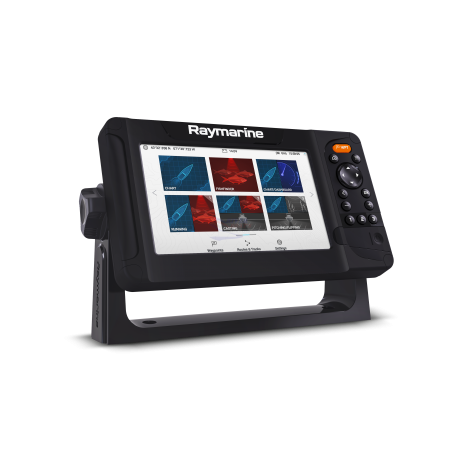 "RAYMARINE ELEMENT 7 S - GPS y CHIRP, 7"", WiFi, sin carta"