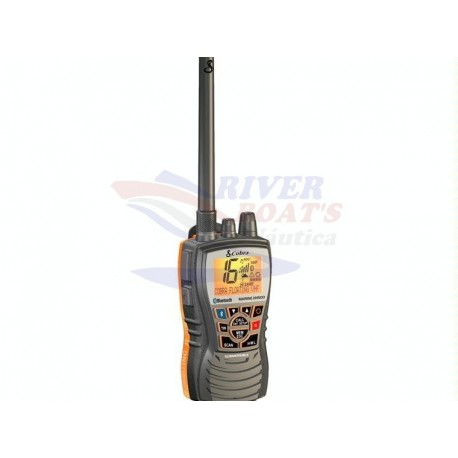 EMISORA VHF PORTATIL HH500 FLT BU EU