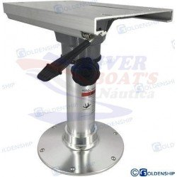 PEDESTAL FIJO 422 MM - BASE 9""