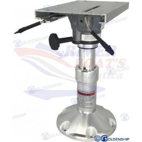PEDESTAL TELESCOPICO A GAS 350-450 MM