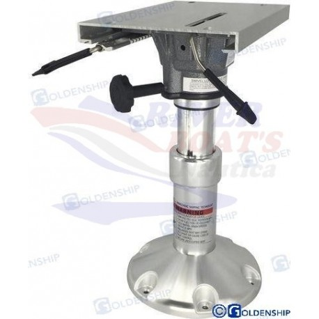 PEDESTAL TELESCOPICO A GAS 350-450 MM
