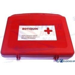BOTIQUIN HOMOLOGADO ZONA 1-2