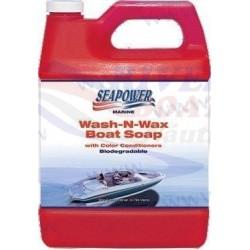 LIMPIADOR WASH-N WAX SOAP