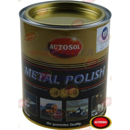PULIDOR DE METAL TUBO 75 ML