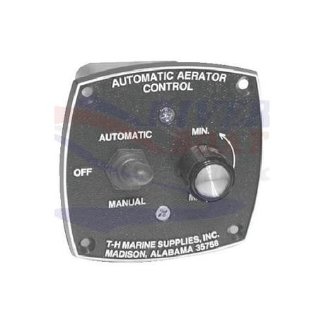 PANEL CONTROL BOMBA AUTOMATICA RECIRCULACION