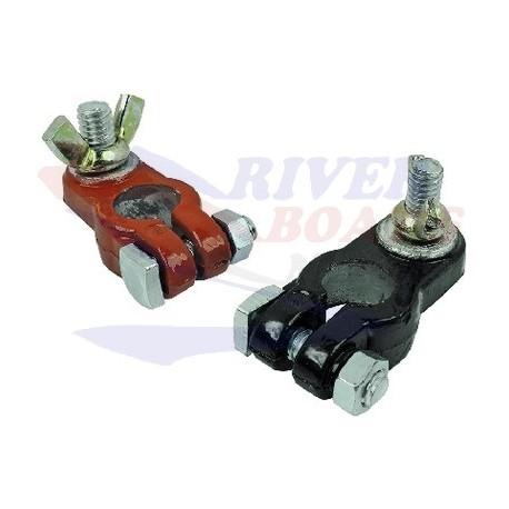 Seachoice 50-13661 Bornes bater/ía tratados con epoxy