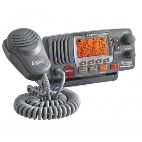 EMISORA VHF FIJA HH 500 FLT BU EU