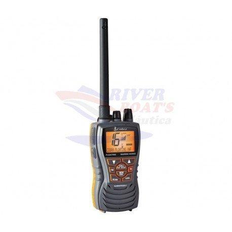 EMISORA VHF PORTATIL HH 350 FLT EU